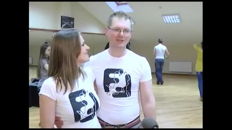 Drej in social dancing in Brest 2016-2018. Family dancing