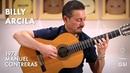 Billy Arcila performs his composition Snake Oil Ballad on a 1978 Manuel Contreras