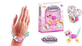 НОВЫЕ ПОКУПКИ! Magical Bracelat twisty petz, ручки, блестящая бумага, наклейки
