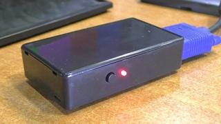 АВТОНОМНЫЙ ТЕСТЕР МОНИТОРОВ (VGA video signal generator)
