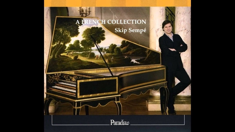 Louis Marchand Pièces de clavecin Livre I Chaconne