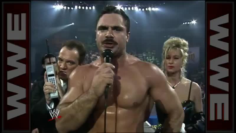The WCW Halloween Phantom vs Tom Zenk Halloween Havoc 1991