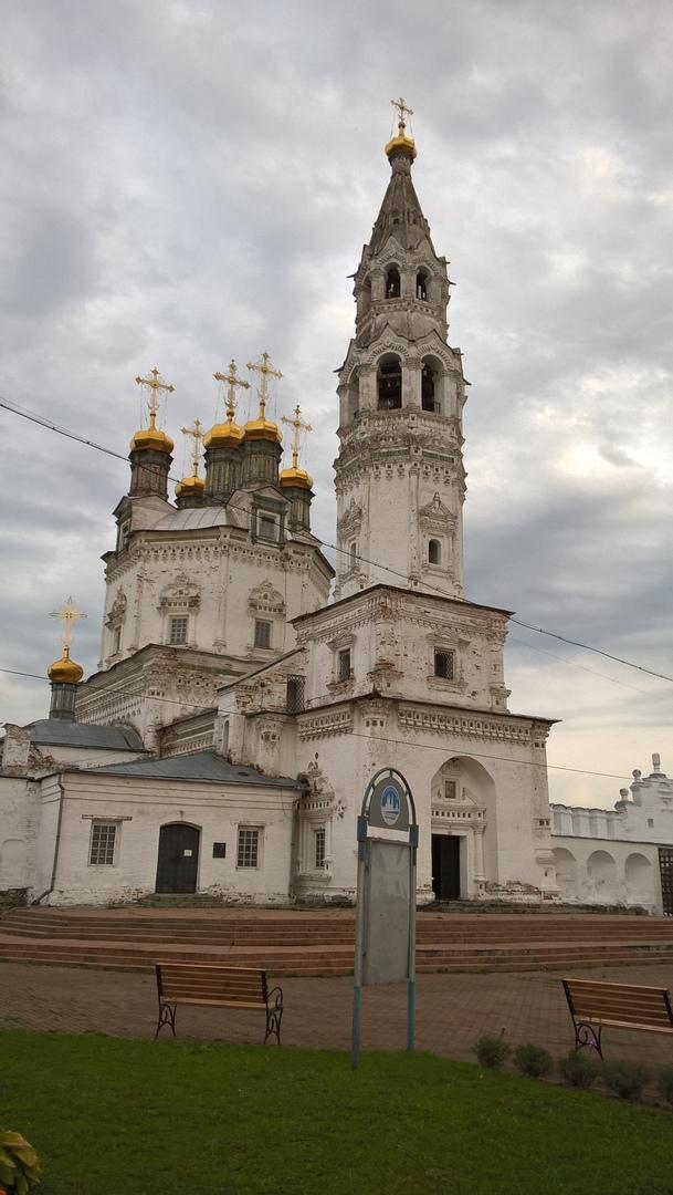 Крестовоздвиженский собор в Верхотурье