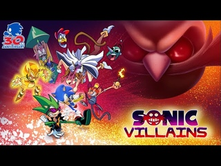 SONIC VILLAINS: A Sonic Fanfilm - 30th Anniversary Teaser Trailer