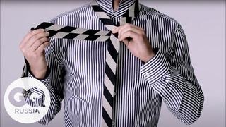 Как идеально завязать галстук | GQ Россия