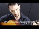 The Four Seasons Spring 1st mvt solo classical guitar arrangement by Emre Sabuncuoglu