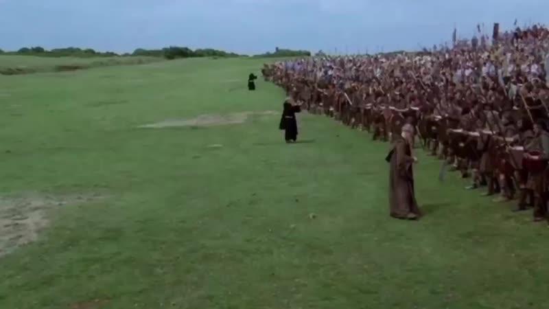 Храброе Сердце 1995 Битва при Стерлинге