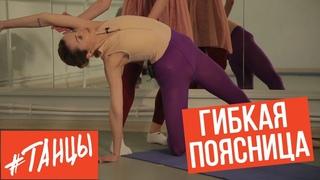 Гибкая поясница. Секрет осанки русских балерин 2