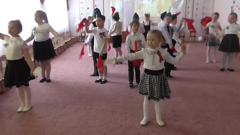 Танец Птицы белые музыкальный руководитель Старовойтова О А МБДОУ Детский сад