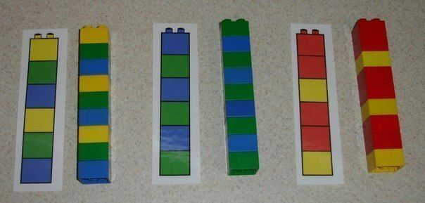РАЗВИВАЮЩИЕ ИГРЫ С ЛЕГО МАТЕМАТИЧЕСКИЙ ЛЕГО-ПОЕЗДКонструктор из блоков лего Duplo или аналоговый конструктор можно задействовать в игре, развивающей математические представления у дошколят. На