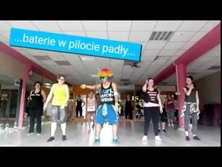 Redfoo - Juicy Wiggle Zumba®Fitness choreo by lewy