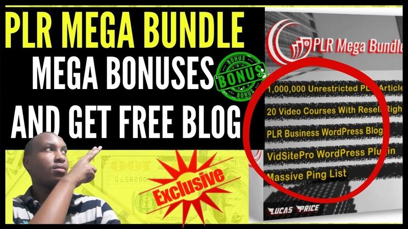 PLR MEGA BUNDLE Review ⚠️DON'T BUY PLR MEGA BUNDLE UNTIL YOU WATCH THIS⚠️ PLUS Mega Bonuses