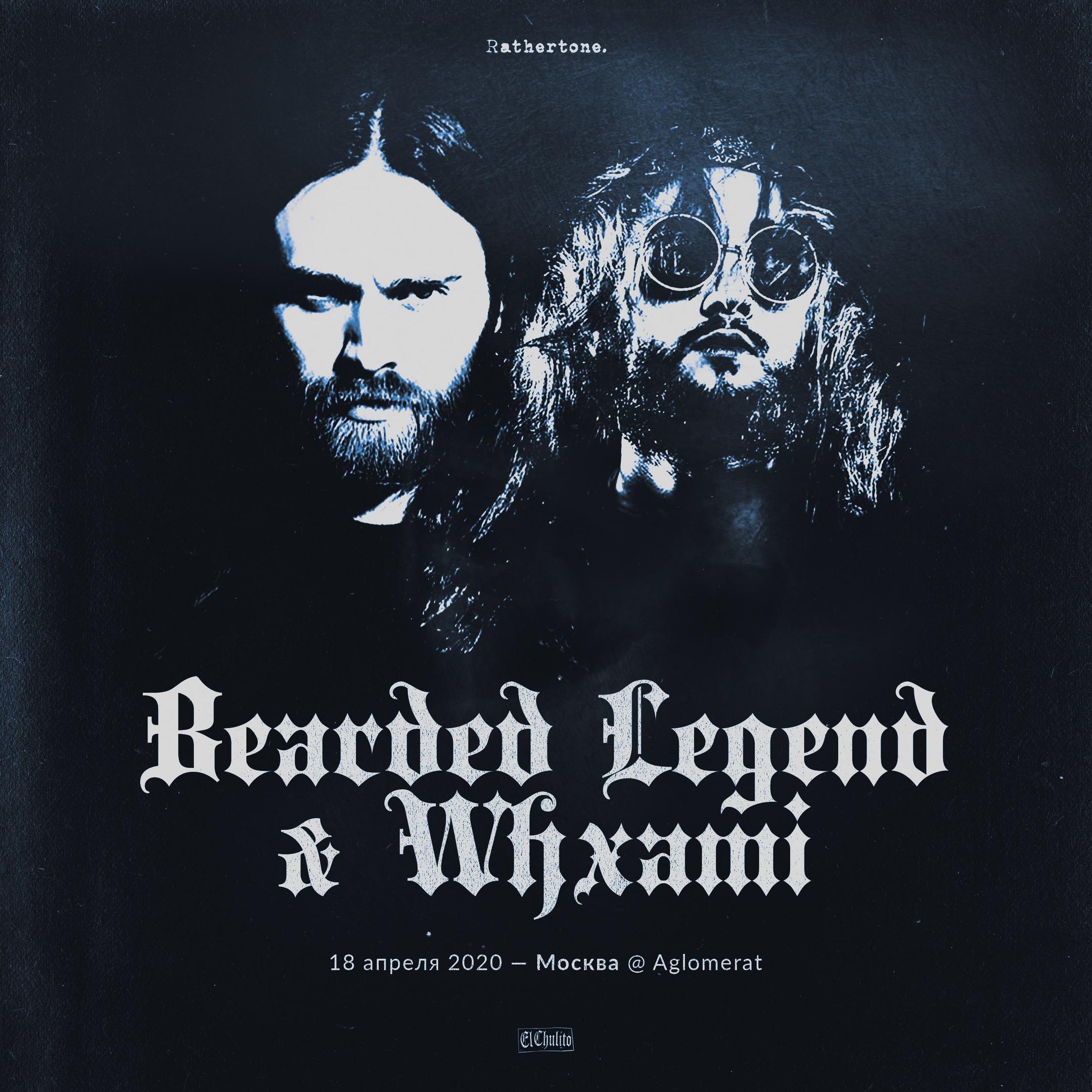 Bearded Legend x Whxami