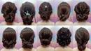 30 Kiểu tóc đẹp đơn giản dễ làm cho bạn gái đi học đi chơi 10 Easy Hairstyles For Girls