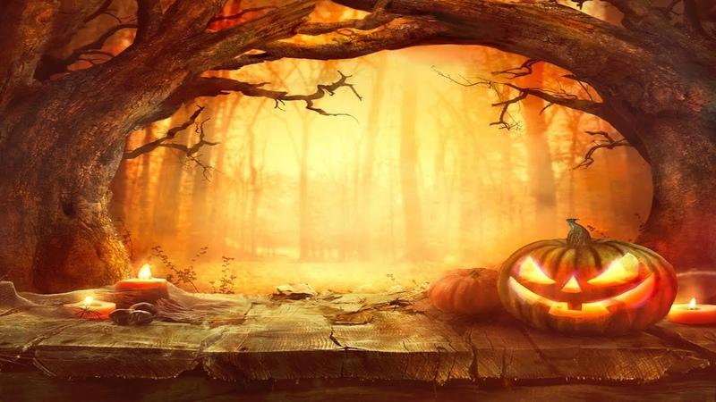 Spooky Autumn Music – Pumpkin Woods | Beautiful, Dark, Fall