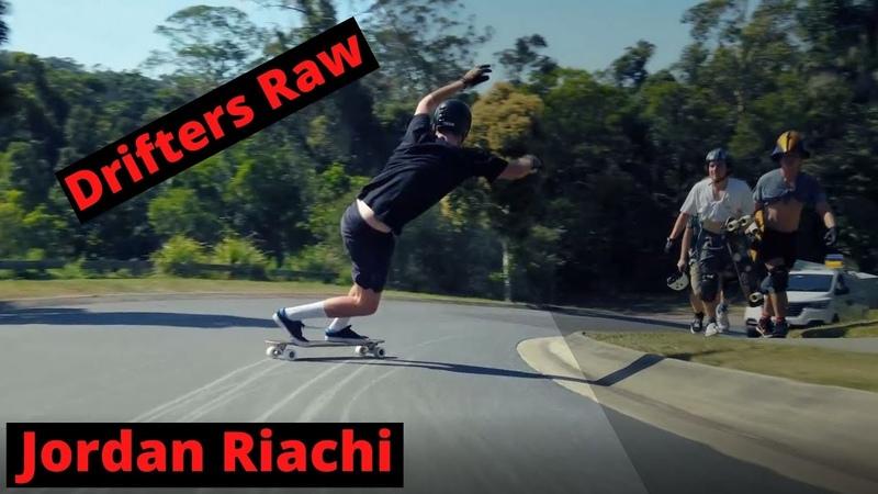 Jordan Riachi Drifters Raw