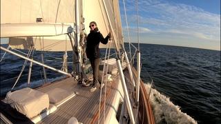 ep50 - Sailing USA to Bermuda - Hallberg-Rassy 54 Cloudy Bay - Nov 2018