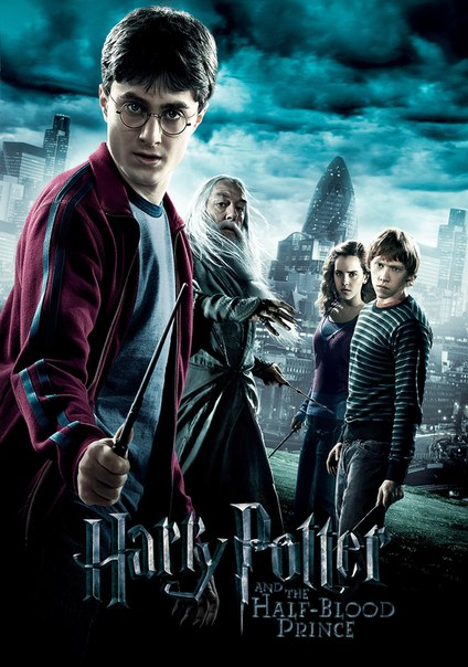 Joanne Rowling - HP#6 - Harry Potter and the Half-Blood Prince