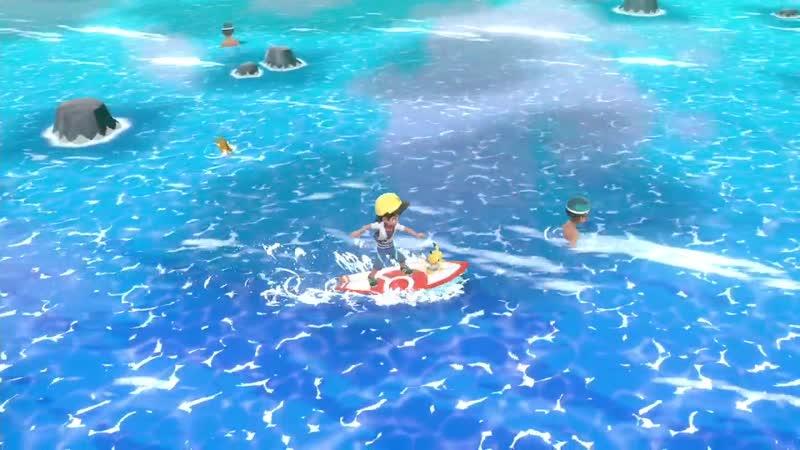 [AssiMaslow] МАРОВАК И ТЕНТАКРУЭЛЬ - Pokemon Lets Go, Pikachu 33 - Прохождение (ПОКЕМОНЫ НА НИНТЕНДО СВИЧ)