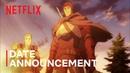 DOTA Dragons Blood Date Announcement Netflix