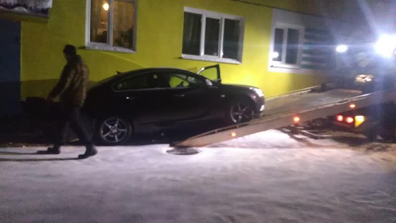 Парковщик 80 lvl