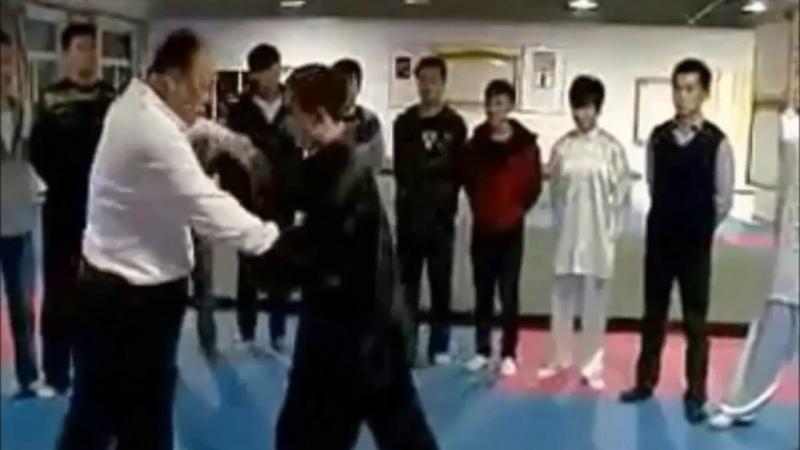 Real Xingyi Master Liang Xiaofeng (Incredible Fight Skills)