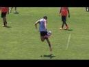 Lucas Moura - Juggling Skills (Pre-season 2014/15)