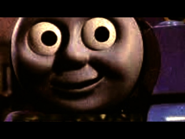 Thomas the Tank Engine EAR RAPE BASS BOOSTED DISTORTED