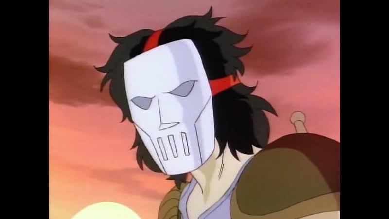 Черепашки мутанты ниндзя Кейси Джонс Герой вне закона Casey Jones Outlaw Hero 1989 Эпизод 41 Сезон 3