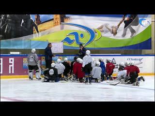 Новгородские «Йети» рассказали, как готовятся к чемпионату по хоккею «Золотая шайба»