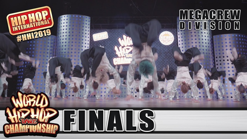 UpClose: Kana-Boon! All Star - Japan (Gold Medalist MegaCrew Division) | HHI's 2019 World Finals
