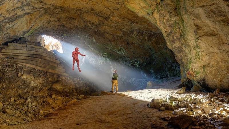 Davelis Cave - Strange Occurrences at Mount Pendeli