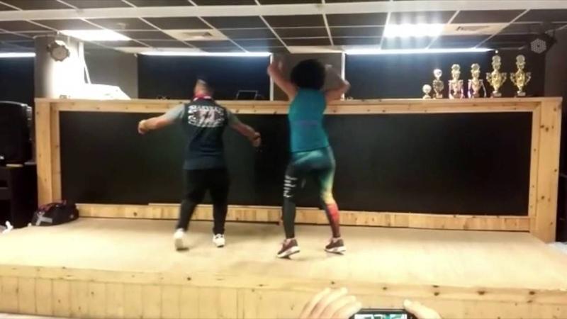 Ismaray Chacón Aspirina Yoannis Tamayo Timba Octubre 2016
