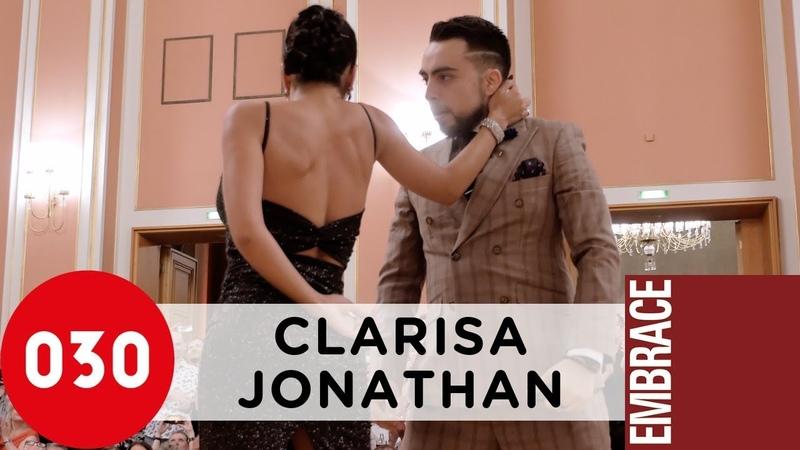 Clarisa Aragon and Jonathan Saavedra – Patético ClarisayJonathan