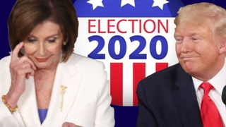 TRUMP REALLY IS HISTORY'S MOST GENIUS PRESIDENT OR PELOSI'S LATEST THEORY PROVES THEY'RE DESPERATE