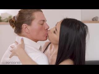красивое нежное порно с Alina Crystall минет кунилингус нежный секс