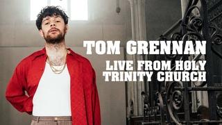 Tom Grennan - LIVE GIG AT THE HOLY TRINITY MORGAN CHURCH 06/08/2020