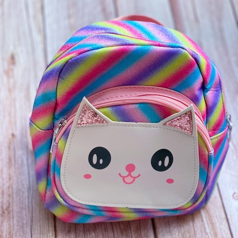 Рюкзак для маленьких принцесс.