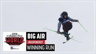 Anastasia Tatalina   Gold   Women's BA   2021 FIS Freeski World Championships