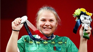 Первая олимпийская медаль в новейшей истории Туркменистана
