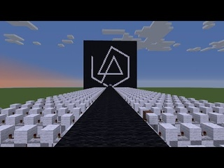 Linkin Park - One More Light (Minecraft Note Block Cover)