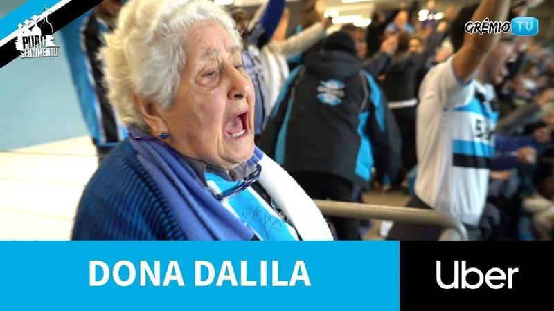 Puro Sentimento: Dona Dalila l GrêmioTV