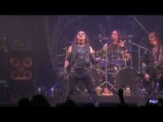NIFELHEIM (Sweden) - FULL live show @ SWR Barroselas Metalfest XXI (Portugal 2018)