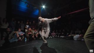 Carl vs Jamal | 1/2 Final | Hip-Hop Pro | DistantFlow Battle 2021  |