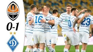 🔥 Динамо Киев - Шахтер Донецк 1-0 - Обзор Матча Чемпионата Украины 17/04/2021 HD 🔥