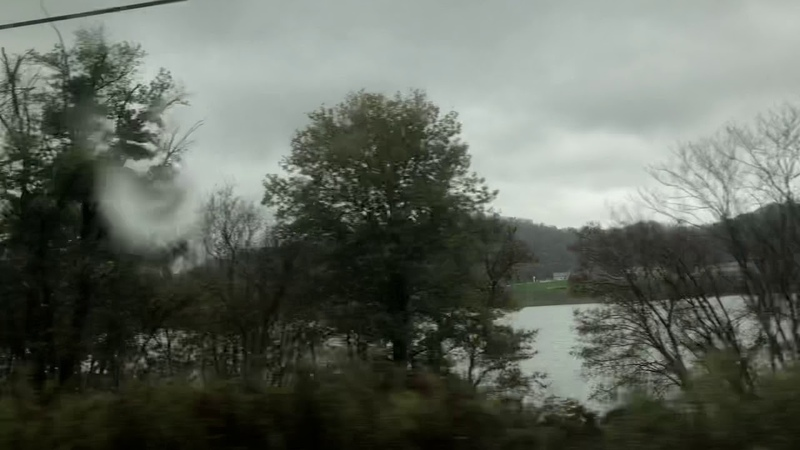 October 29 2020 West Virginia rain