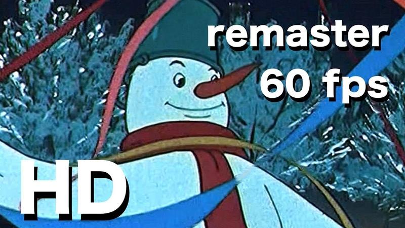 Le Postier des neiges 💎 1955 - HD 60fps - Joyeux conte de fées de Noël pour les enfants. Père Noël