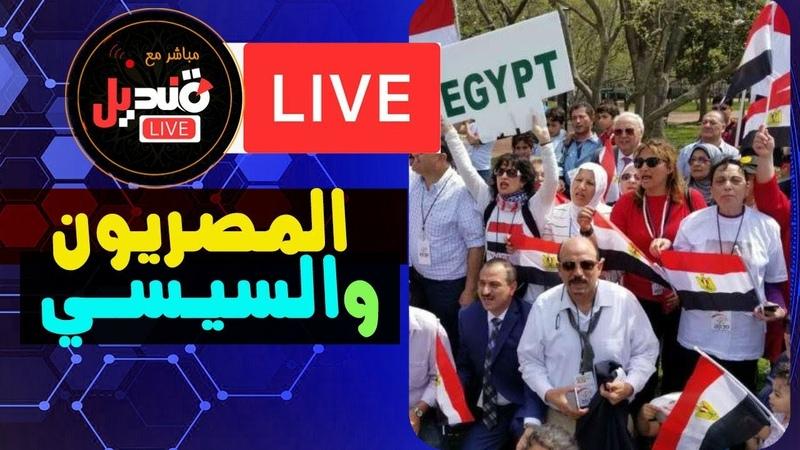 لماذا لا يثور المصريون ضد السيسي ؟