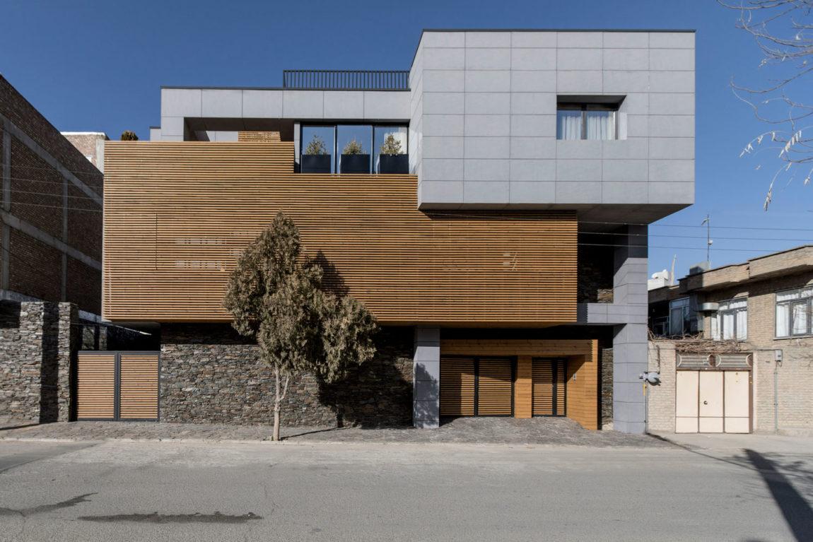 Частный дом в Иране
