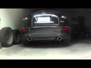 Infiniti FX35 Exhaust video with APS 2.5 and AAM High Flow Cats